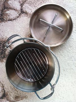 20111217SOTOダッチオーブン使用後上