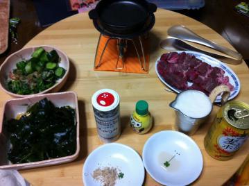20121004夕飯