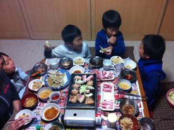 20121105焼肉大会