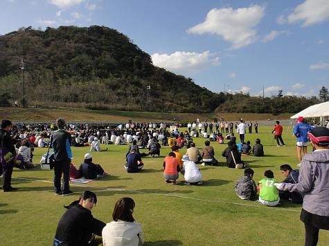 131027 鳥取砂丘らっきょう花マラソン001