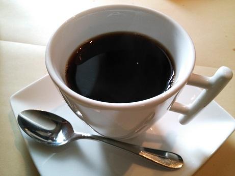 ヒロッシーニ ランチのコーヒー
