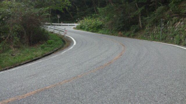三田への道