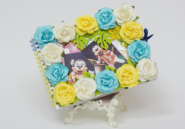 手作りサイン帳*夏ver、クリスマスver~2