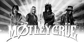 MOTLEY CRUE 30th Anniversary Japan Tour 2011
