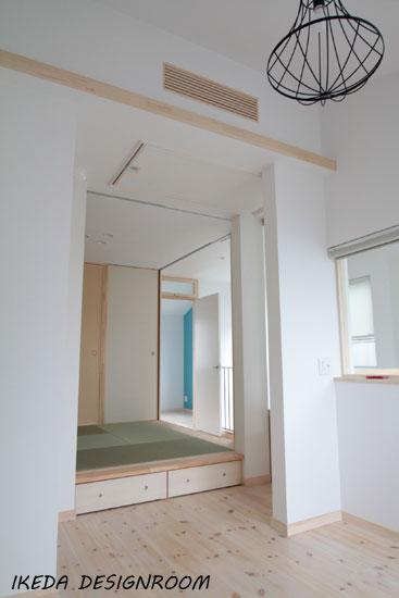 京都/女性建築士の池田デザイン室新築H邸