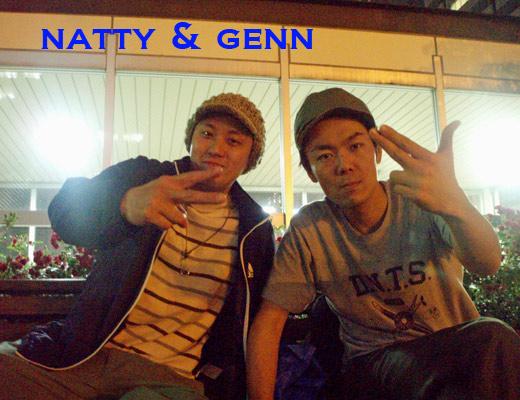 Natty&Genn