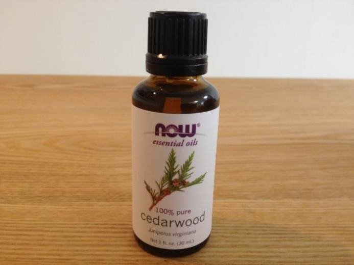 Now Foods, Essential Oils, Cedarwood, 1 fl oz (30 ml) $4.57
