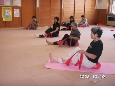 さわやか健康体操(イメージ)