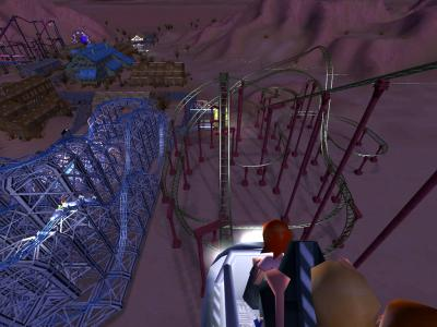RCT3 Screen Shot