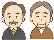 お年寄りゲイwakai