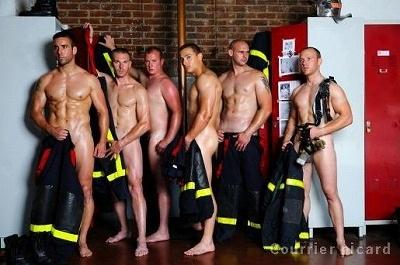 フランス消防士