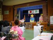2010北小学校入学式