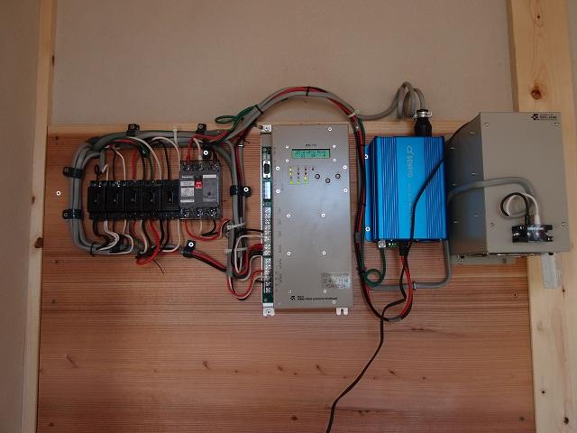 120406コントローラと電子負荷