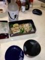 寿司屋の穴子の白焼き