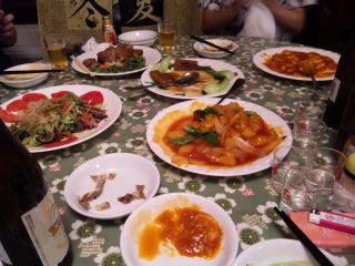 台湾料理コース