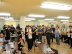 長野ダーツ選手権 開会式-1
