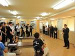 長野ダーツ選手権 開会式-6