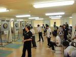 長野ダーツ選手権 予選中-9