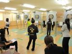 長野ダーツ選手権 予選中-16