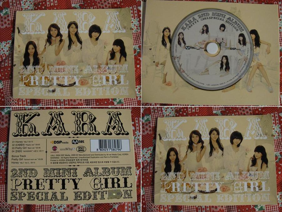 KARA韓国CD