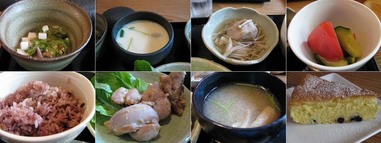 20110915カフェぼちぼちランチ (2)