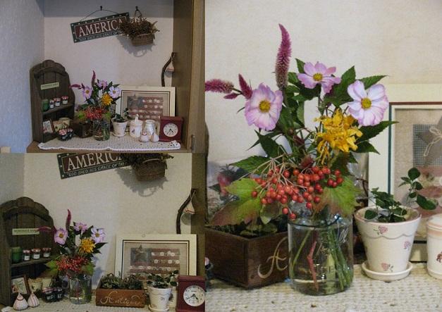 20110930NikesRetreatで購入のお花達#10047; (2)