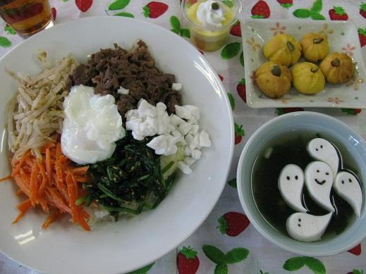 20111003banchanの料理サークル (3)