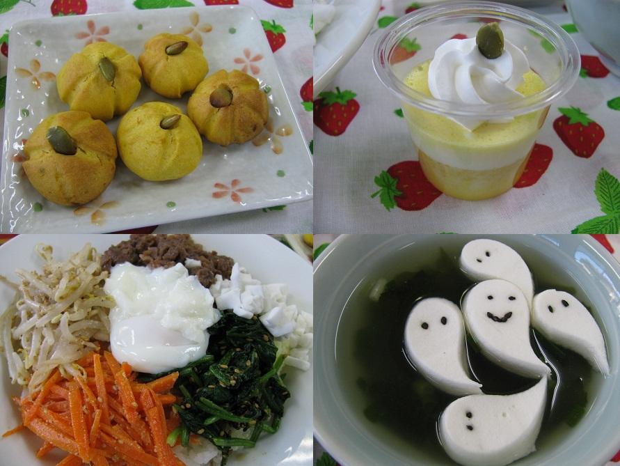 20111003banchanの料理サークル (4)