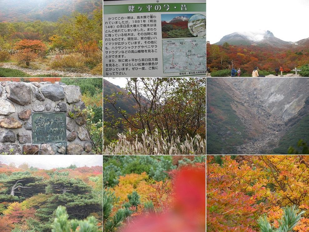 20111009那須岳トレッキング (12)