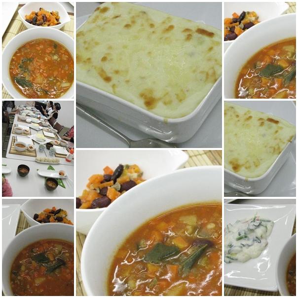 20111227昭和ガス料理教室