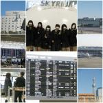 20120114hikari成田→ロンドンヒースロー空港へ出発
