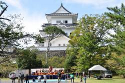 社員旅行1_伊賀上野城