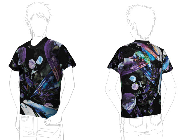 Tシャツ未来予想図-love2