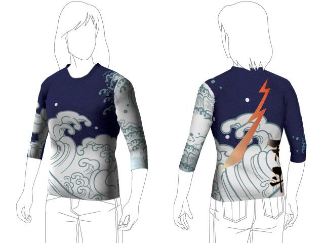 Tシャツ未来予想図