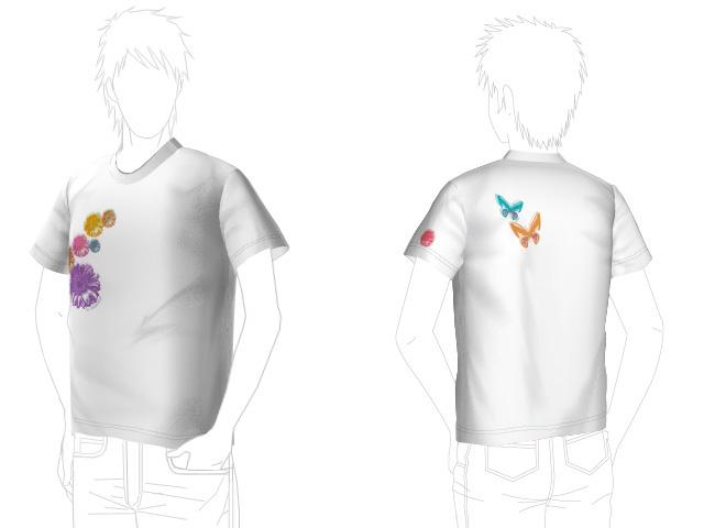 Tシャツ未来予想図スマイル