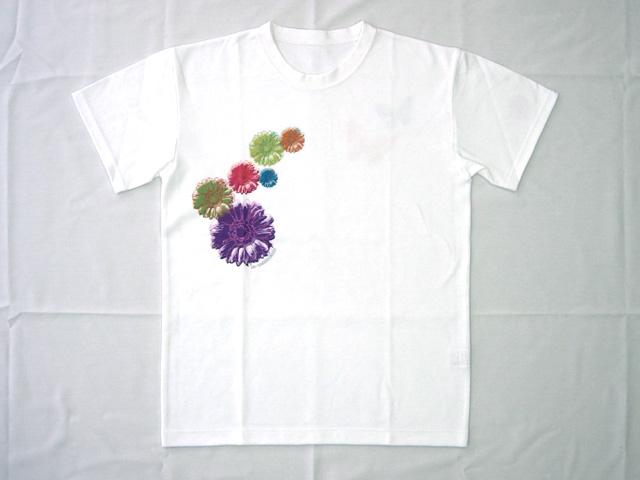Tシャツ製品写真スマイル1