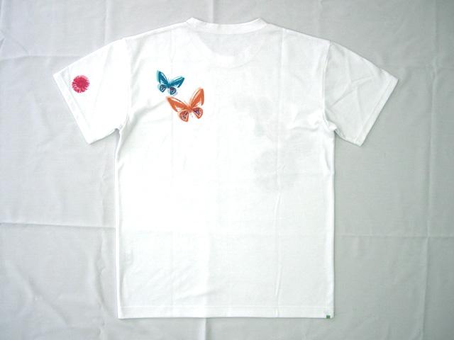 Tシャツ製品写真スマイル2