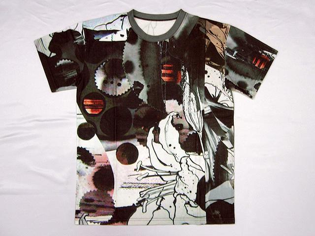 Tシャツ製品写真-前-love