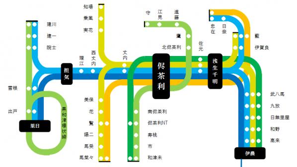 伊鉄2013-1
