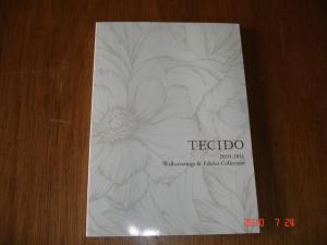 TECIDO(テシード) 「Wallcoverings & Fabrics Collection」2010-2011