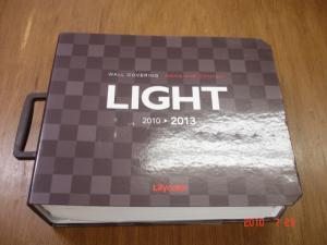 リリカラ 壁紙見本帳「LIGHTライト2010-2013」