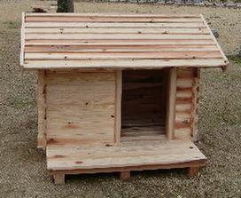 中型犬用犬小屋.2