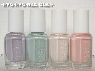 essie 2012 wedding①
