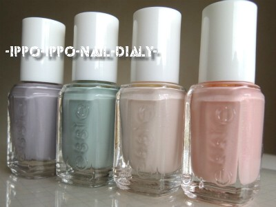 essie 2012 wedding③