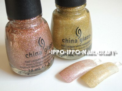 china glaze 2012 holiday joy②
