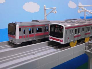 E233系京葉線&205系京葉線-2
