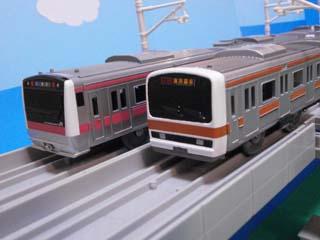 E233系京葉線&209系500番台武蔵野線