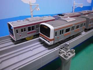 209系500番台武蔵野線&205系京葉線-1