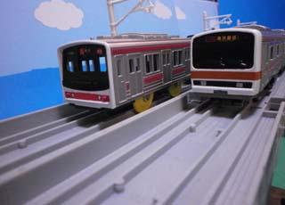 209系500番台武蔵野線&205系京葉線-2