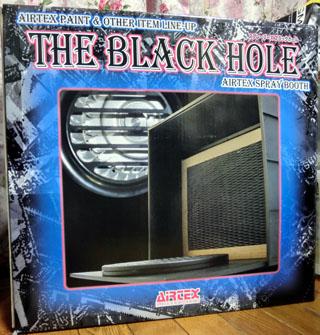 エアテックス製 ブラックホール ツインファン